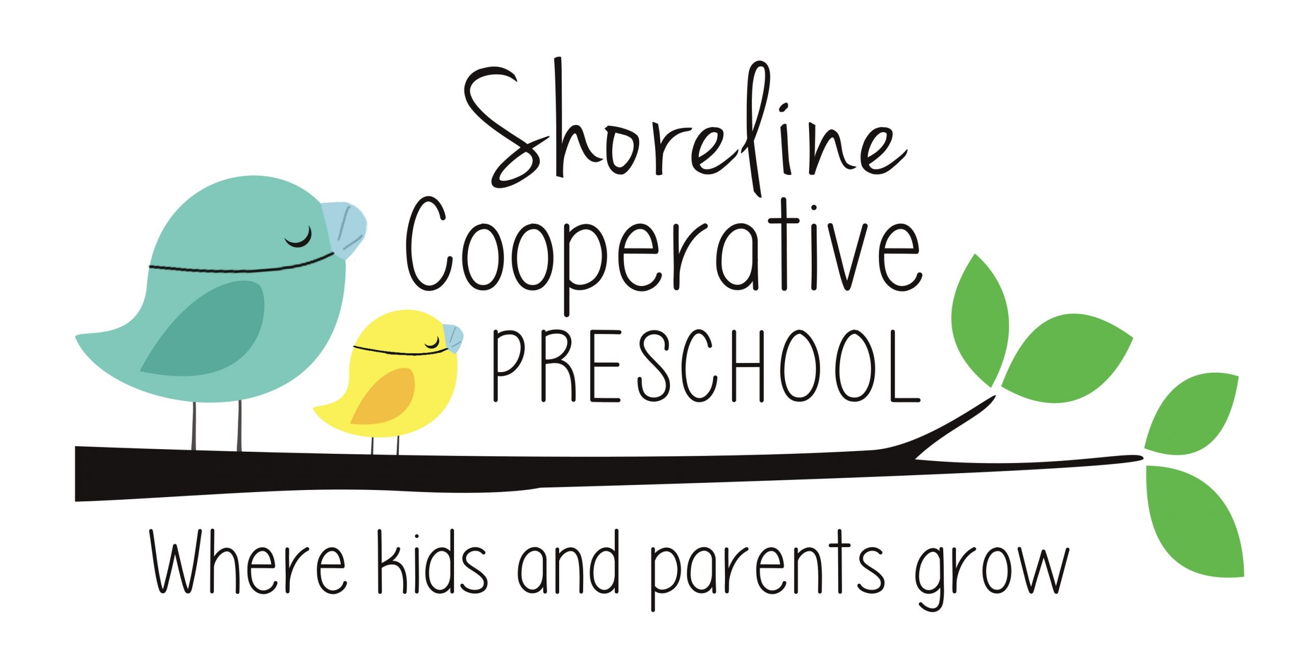 Shoreline Cooperative Preschool Logo